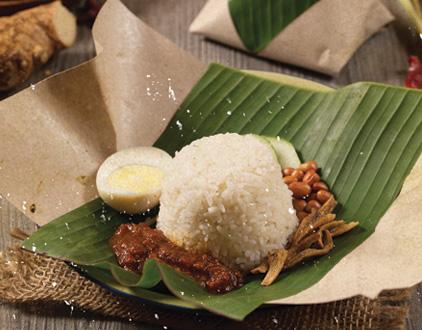 BKK Nasi lemak original
